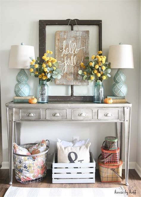 pinterest vintage home decor 29 best farmhouse fall decorating ideas and designs for 2018