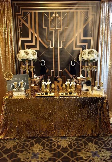 Best 25  1920s party decorations ideas only on Pinterest
