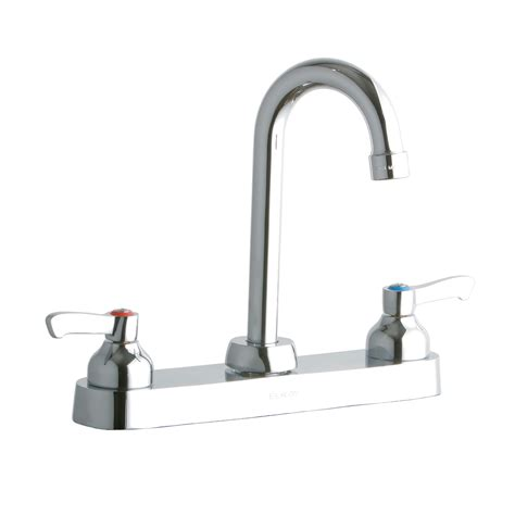 Industrial Faucet Kitchen Industrial Kitchen Faucet Kingston Brass Pulldown Kitchen Faucet With Spout In