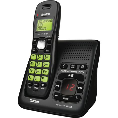 uniden dect1635 digital cordless phone at the guys