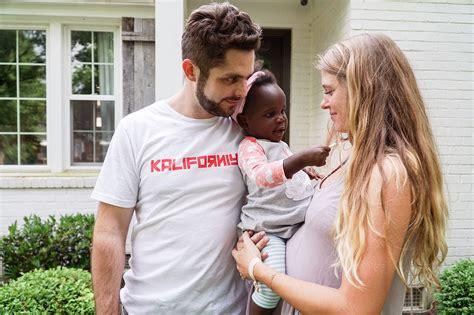 husband on gender journey wants his wife to go along thomas rhett and wife talk emotional adoption journey