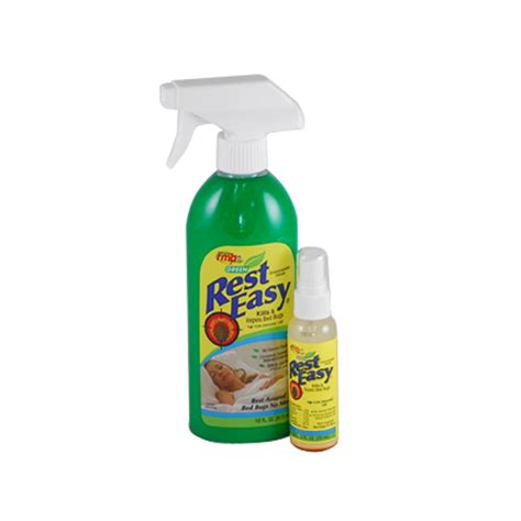 where can i buy bed bug spray buy rest easy bed bug spray 16 oz 2 oz to get rid of pests at 26 95 pestmall