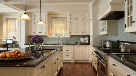 kitchen with antique white cabinets kitchens by deane antique white kitchen cabinets white