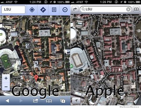 Apple Maps Meme - 25 funniest apple maps fails weknowmemes