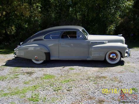 1949 cadillac sedanette for sale 1949 cadillac sedanette 2 door fastback project car runs