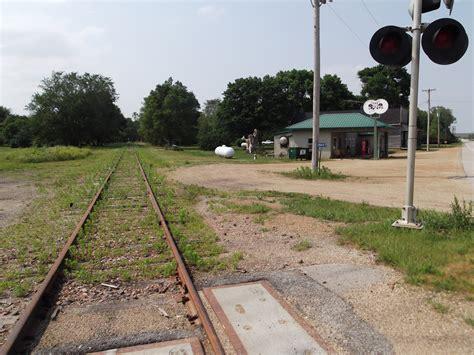 Railroad Crossing L Base gifford iowa railroad crossing m st l minneapolis st