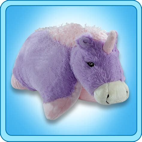 Unicorn Pillow Pet by One Of Our Most Loved Items Pillow Pets Giveaway Tobethode