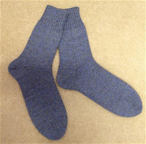 knitting pattern socks man ravelry stress free machine knit men s socks pattern by