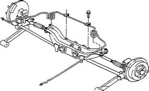 Brake Line Diagram For 2000 Pontiac Grand Prix Repair Guides Brake Operating System Brake Hoses And