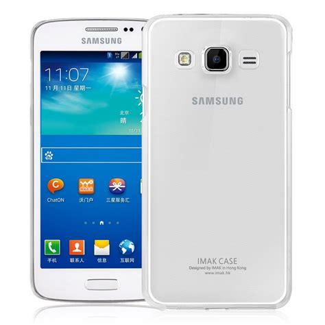 Casing Galaxy Grand 3 imak ultra thin tpu for samsung galaxy grand 3 g7200