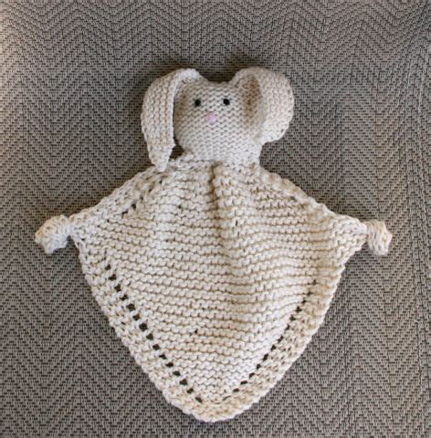 knitted bunny blanket pattern knitted baby toys free patterns crochet and knit