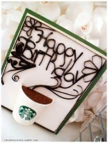 1000 images about handmade with on starbucks birthday starbucks and handmade