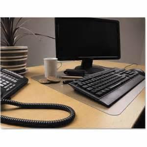 Desk Floor Mats Walmart Floortex Desktex Polycarbonate Anti Slip Desk Mat 22 Quot X