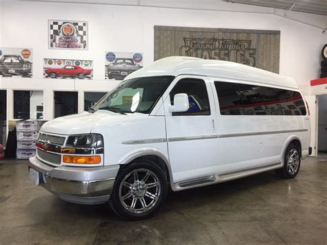 most comfortable van to drive 2013 chevrolet conversion van for sale motorcycle memories
