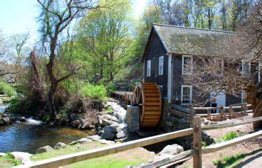 stony brook grist mill  museum brewster massachusetts ma photo