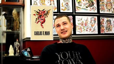 tattoo shop interview questions tattoo artist interview carlos funky by nature youtube