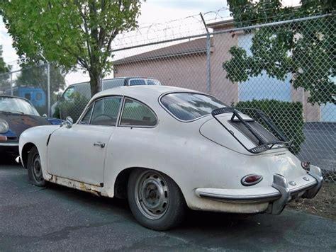 porsche 356c 1964 porsche 356c coupe