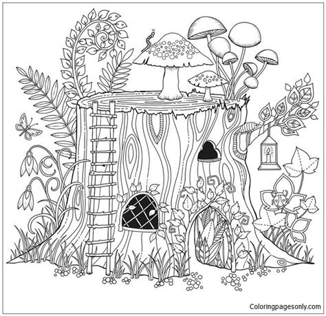 secret garden coloring pages secret garden 1 coloring page free coloring pages