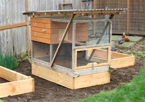 making raised garden beds build raised garden beds for your chicken coop free plans coop thoughts blog