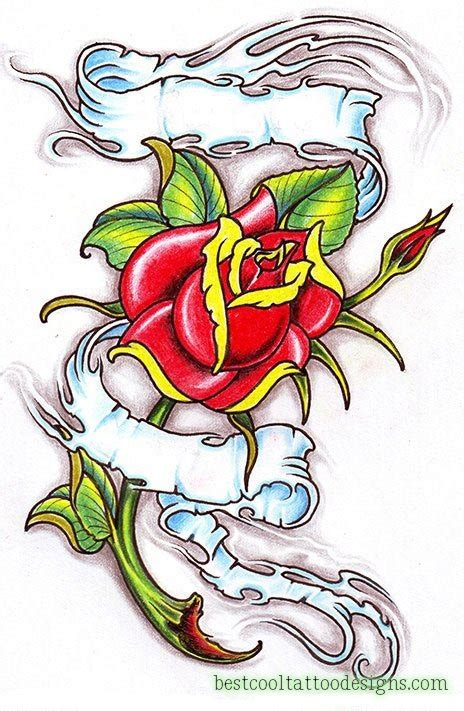 free rose tattoo designs designs