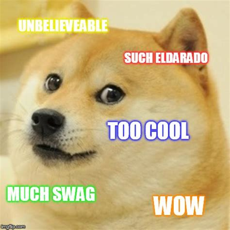 Too Much Swag Meme - doge meme imgflip