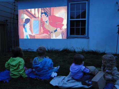 backyard movie projector rental rent a backyard movie screen outdoor furniture design