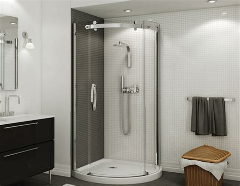 Halo Shower Door Halo 3636 Shower For Corner Installation Showers Doraco Noiseux
