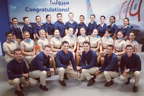 flydubai certifies 100th batch of cabin crew members