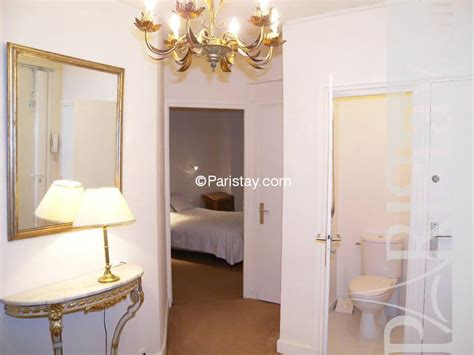 bedroom apartment term renting invalides one bedroom apartment short term rental eiffel tower 1   La Motte Picquet 48711