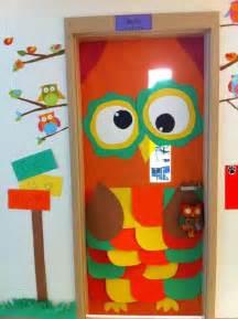 door decorations owl classroom decorations myclassroomideas classroom decorating ideas classroom door