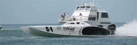 gary ballough boat racing mid term rookie review