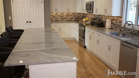 Viscont White Granite Kitchen Countertops White Granite Kitchen Countertops