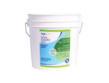 aquascaping supplies aquascape pond salt 9 lb fish care food part number 99417 pond supplies