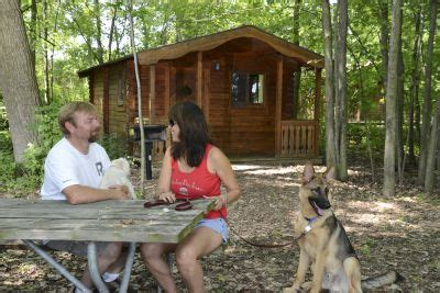 southeastern michigan cabin rentals at family friendly