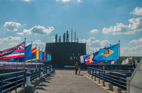 thames river heritage park submarine force museum uss nautilus is a must see when