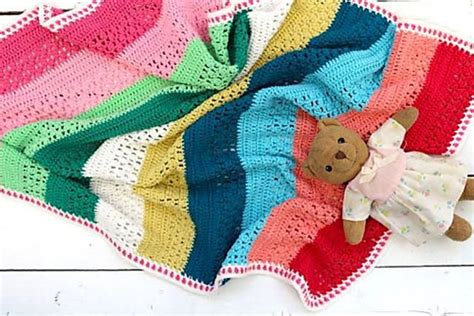 Pink Bathroom Ideas by 15 Adorable Crochet Baby Blanket Patterns