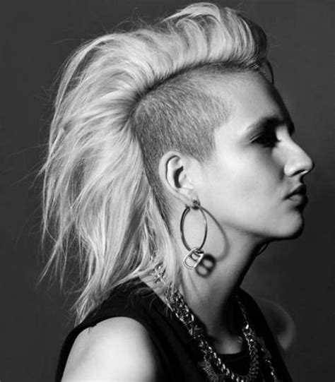 punky haircuts for medium length hair punks on pinterest punk fashion punk and punk subculture