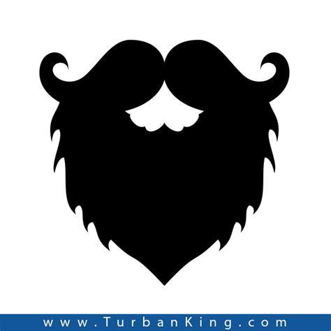 mustache wall stickers beard mustache decal sticker turbanking