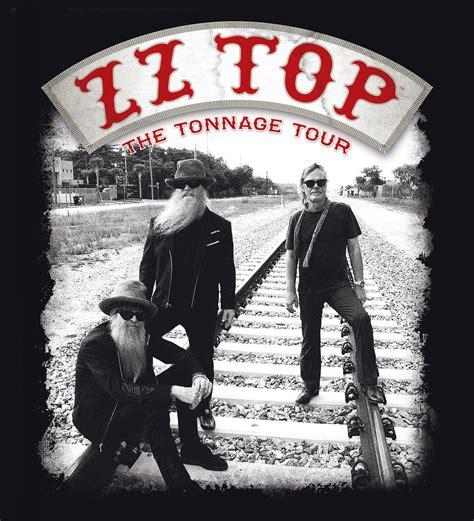 best tour official website zz top