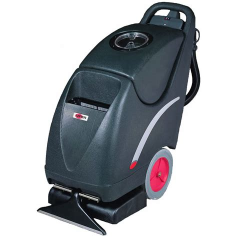 Floor Mat Cleaning Machine by Viper Slider 1610se 16 Inch Self Contained Extractor
