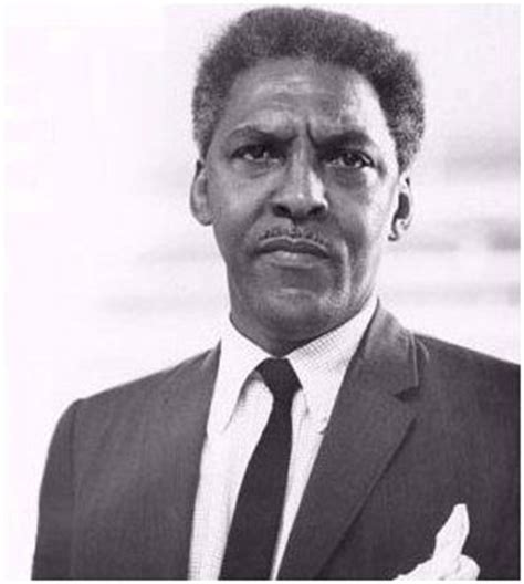 Rustin 2 Pin Kualitas Bagus bayard rustin was also a speech writer for martin luther king jr and one of the openly