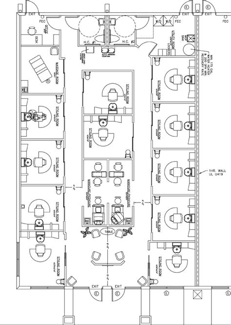design a beauty salon floor plan beauty salon floor plan design layout 2762 square foot