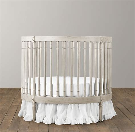 circular crib bedding ellery crib mattress