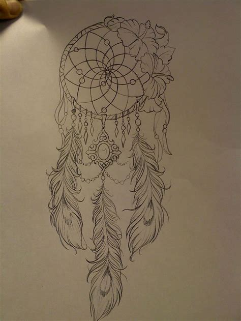 dream catcher tattoo small catcher with peacock feathers idieas