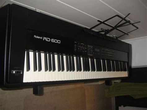 Keyboard Roland G 600 roland rd 600 image 189764 audiofanzine
