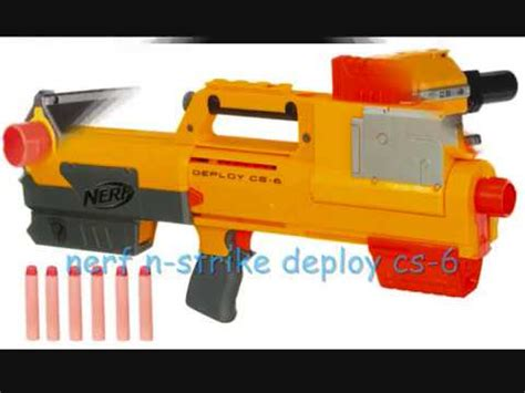 Pictures Of Every Nerf Gun Made every nerf n strike gun