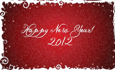 new year of the 2012 happy new year 2012 wallpapers hd wallpapers id 9195