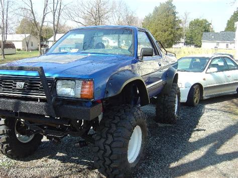 brat subaru lifted pin subaru brat lift kits image search results on pinterest