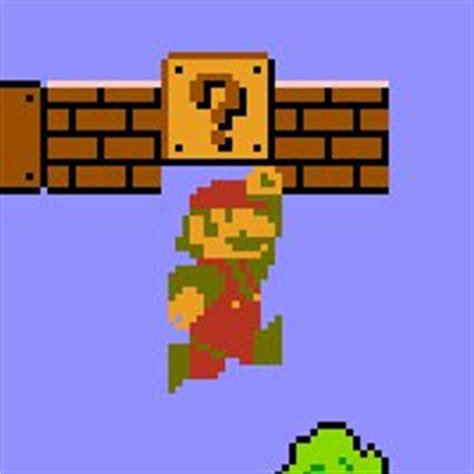 Mario Question Block L by Christiansen 187 A Humble
