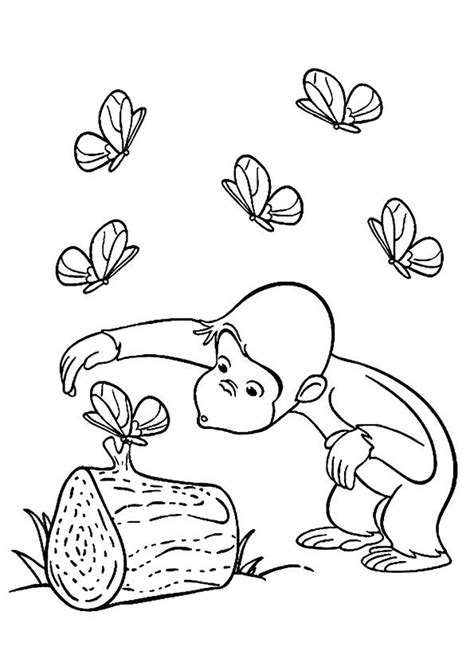 curious george coloring pages games 258 best images about coloring pages on pinterest uncle
